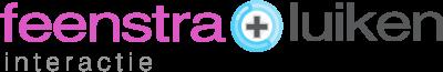 Feenstra + Luiken Interactie Logo